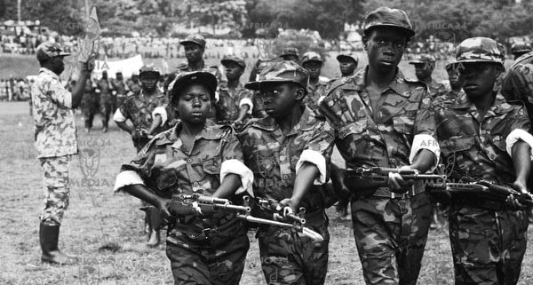 Innocent Combatants – Child Soldiers of Sierra Leone